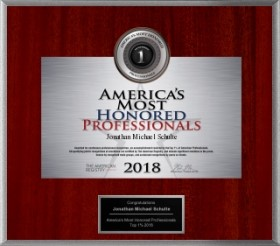 America's Most Honored Professionals Jon Schulte 2018